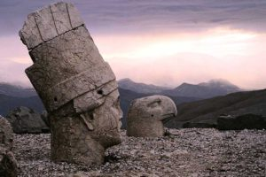 Mount Nemrut Photo