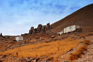 Arrival to Mount Nemrut