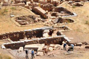 Dulukbaba Excavation Area