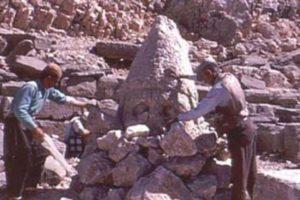 Kommagene Statues Excavations
