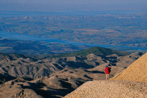 Nemrut View from Top